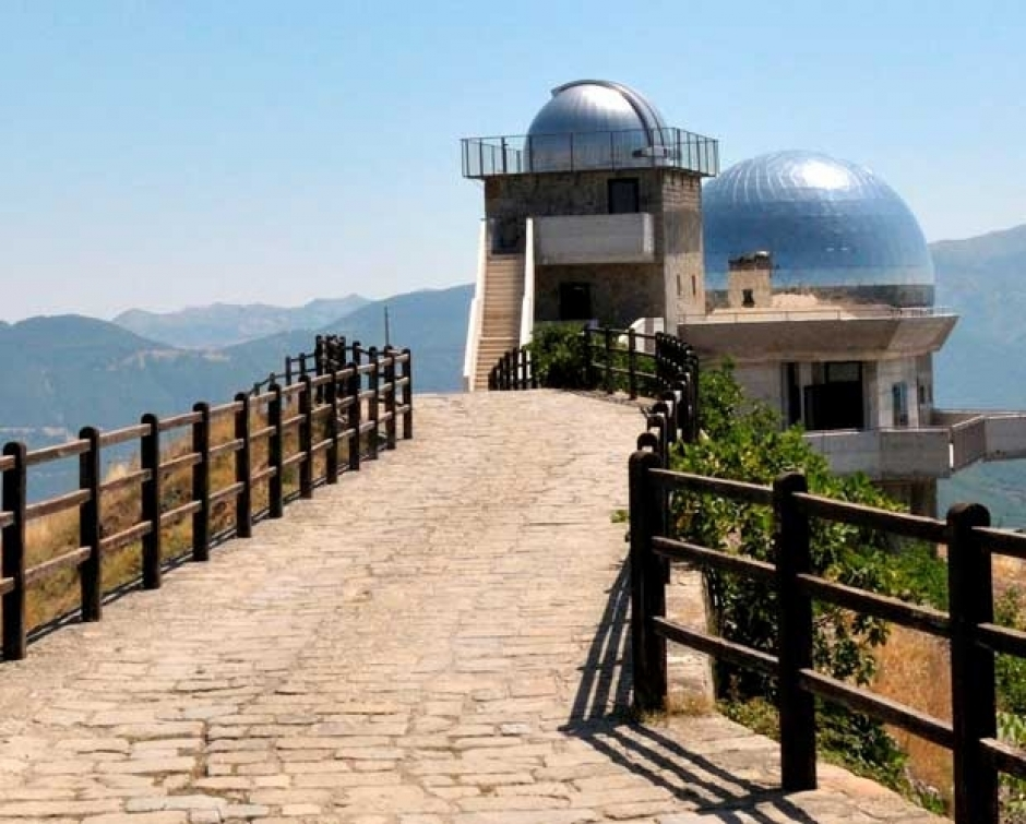 Weekend astronomico in Basilicata