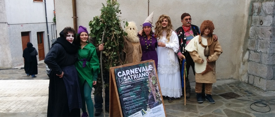 "La foresta che cammina 2015. Cambia la ""Capa-Follette""!"
