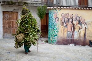 Rumita del Carnevale di Satriano di Lucania