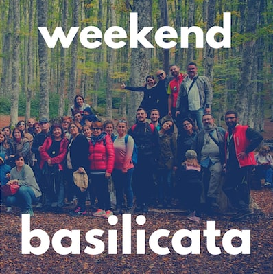 weekend basilicata