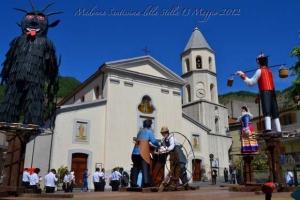 Madonna della Stella e Nusazit a San Costantino Albanese