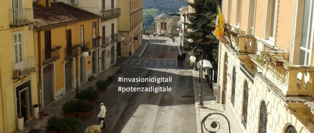 Invasioni digitali in Basilicata