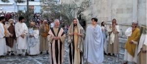 Il Venerdì Santo nel Borgo Antico di Venosa
