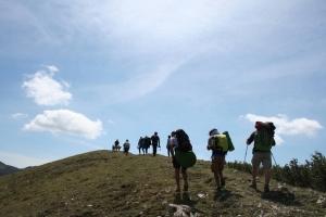Pellegrinaggio a piedi dal Melandro alla Madonna di Viggiano