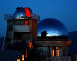 Le notti delle stelle al planetario osservatorio di Anzi