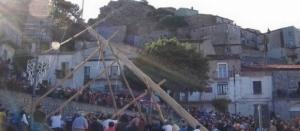 Castelsaraceno: La Festa della 'Ndenna