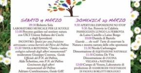 Fiera delle idee concrete nel Parco del Pollino