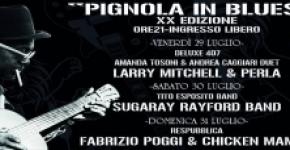 Pignola in Blues