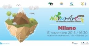 NaruArte a Milano al Mondadori Multicenter