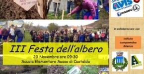 Festa dell'albero a Sasso di Castalda